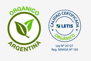 Certificación Orgánico by LETIS